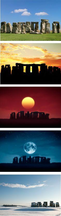 Stonehenge Moods Stonehenge Moods posted by www.futons-direct.co.uk