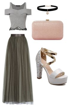 """Calmness"" by nastia-yakymchuk on Polyvore featuring Alexander Wang, Dune and Betsey Johnson"