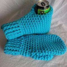 Drink Holder Glove & Mitten