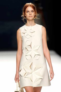 Mercedes Benz Fashion Week Madrid: Devota&Lomba Primavera-Verano 2017