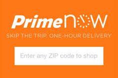 Amazon PrimeNow delivering Food in ATX