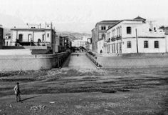 Rambla Obispo Orberá en 1891 (Almería) Andalusia Spain, Andalucia, Spain Holidays, Granada, Seville, Spain Travel, Malaga, Best Hotels, Trip Planning