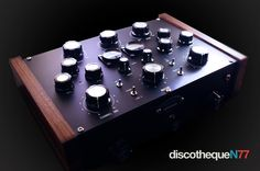 New Discotheque N77 rotary mixer, supposedly retailing for GBP 999.
