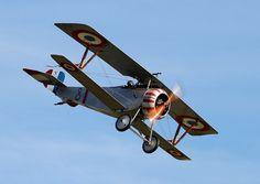 Avion français de la première guerre mondiale