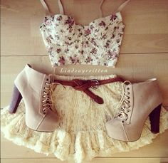 cute hiposter shoes | Shirt: hipster, girly, cute, bustier, bralette, bralet, floral ...