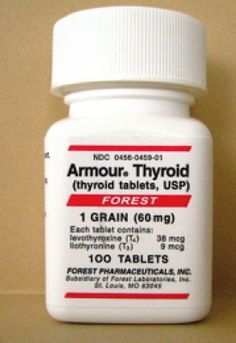 ARMOUR THYROID a alternativa natural para o tratamento EFICAZ do hipotireoidismo