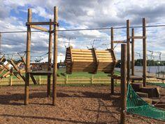 Скай Фемели Парк (Sky Family Park) - веревочный парк