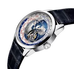 1cb28c2768f Jaeger-LeCoultre Geophysic Collection Expands with Tourbillon Universal  Time Watch › WatchTime - USA s Watch Magazine