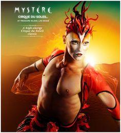 Mystere, Cirque De Soleil, Las Vegas