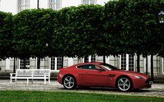 Aston Martin - via The Throttle - pin by Alpine Concours