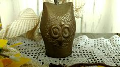 Check out this item in my Etsy shop https://www.etsy.com/listing/155018004/retro-brass-owl-bell-decorative-bell