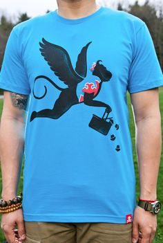 flying monkeys. Pass these shirts out at Christmas to warn others of FM status.