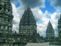 Prambanan Temple, Jogyakarta, Indonesia