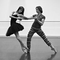 Polina Semionova. Ballet is art; it is a way of life.