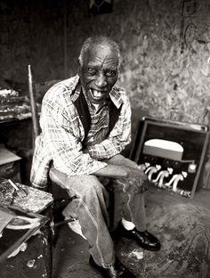 Jimmy Lee Sudduth (1910-2007): Visionary Folk Artist