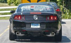 2015 Ford Mustang: Getting Sprayed Down with a Can of Retro-Be-Gone - Photo Gallery of Future Cars from Car and Driver - Car Images