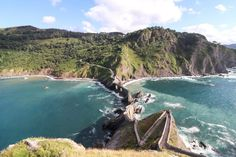 Bilbao, Road Trip Pays Basque, Formations Rocheuses, Excursion, Beaux Villages, Boston, New York, Camping, Romantic