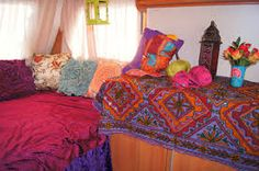hippy caravans - Google Search