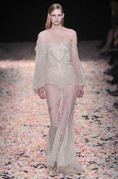 Défile Givenchy Haute couture Printemps-été 2009 - Look 18