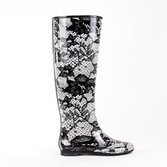Colorado Rainboot Laces, $45, now featured on Fab.