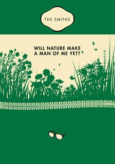 The Smiths as Penguin covers by Raid71 aka Chris Thornley - Will Nature Make a Man of Me Yet?
