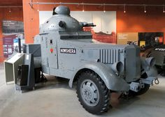 Crossley Armoured Car (GB with 1939 Chevrolet chassis (India Bovington Tank Museum Army Vehicles, Armored Vehicles, Armored Car, Ww1 Tanks, Armored Fighting Vehicle, Cool Tanks, Arm Armor, Indian Army, Military Equipment