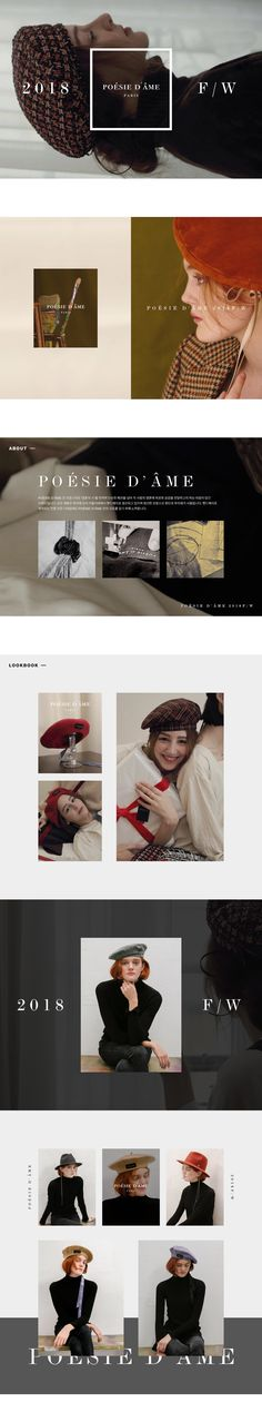 A modern fashion brand and web design for a look book and trending hipster brand. Banner Design, Layout Design, Web Design, Design Ideas, Editorial Layout, Editorial Design, Lookbook Layout, Fashion Banner, Best Banner