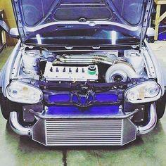 Golf Mk4 V6 Turbo