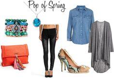 Monday Mingle: Hints of Spring « Thirty Something Fashion – Carly Walko