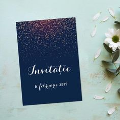 invitatie-blue-sky Dark Blue, Sky, Heaven, Deep Blue, Heavens