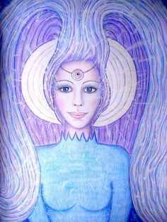 Fountain Goddess