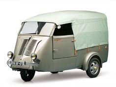 1958 Solyto 125cc