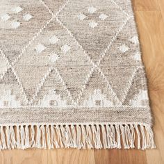 tassel area rug Room Rugs, Rugs In Living Room, Rug Over Carpet, Farmhouse Rugs, Farmhouse Decor, Modern Farmhouse, Target Rug, Entryway Rug, Natural Rug