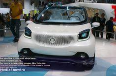 Smart at Frankfurt Motor Show 2013