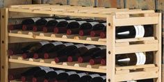 firewood rack and boxes | DIY Homemade Wine Rack Plans PDF Plans Download