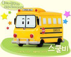 School B Transformers, Animation Schools, Robocar Poli, Rn School, Korea, Wool Embroidery, Matchbox Cars, Diecast, Kids Toys