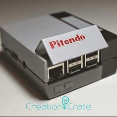 Pitendo - A Raspberry Pi powered Nintendo emulator! #CreationCrate  http://ift.tt/1Ap53iz by creationcrate