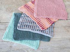DIY knitting pattern by Søstrene Grene