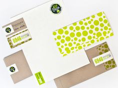 Hip Peas branding by Imaginaria Creative