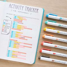 Health and Fitness Bullet Journal Ideas