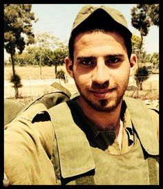 Staff Sergeant Noam Rosenthal, killed operating along the border with the Gaza Strip when a mortar was fired at the forces. RIP.