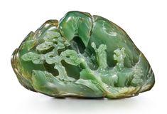 "A green jade ""Landscape"" boulder. Chinese Culture, Chinese Art, Landscaping With Boulders, Landscaping Tips, Asian Art Museum, Metal Tools, Metropolitan Museum, Bouldering, Art Decor"