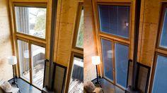 Fenêtre alu et mixte bois alu M3D R