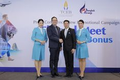 TCEB and Bangkok Airways partners to attract CLMV business travellers Business Travel, Bangkok, Attraction, Thailand