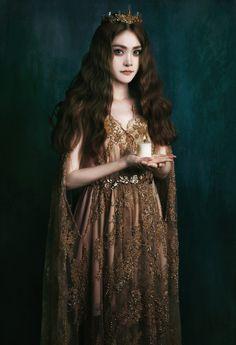"mademoiselle-puppet: "" ""Model: 冷妙姬 Studio: MMvisionstudio Photographer: 达子-_- "" """