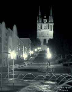 la montée Saint Maurice