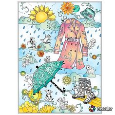 Marjorie Sarnat's Fanciful Fashions: New York Times Bestselling Artists' Adult Coloring Books: Marjorie Sarnat:  Lots of Animal Inclusive Fashions!  By Cats on May 04, 2016