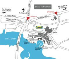 Ikea Dubai Festival City Opening Hours Directions And S Locations