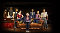 Welcome to Fun Home! Now on tour across the U.S. Based on Alison Bechdel's best-selling graphic memoir. Music by Jeanine Tesori. Book by Lisa Kron. Directed by Sam Gold. Winner of 5 Tony Awards including Best Musical! Fun Home Broadway, Fun Home Musical, Musical Theatre, Alison Bechdel, Showing Livestock, Les Miserables, Kids Events, Show Horses