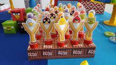 Resultado de imagem para festa angry birds